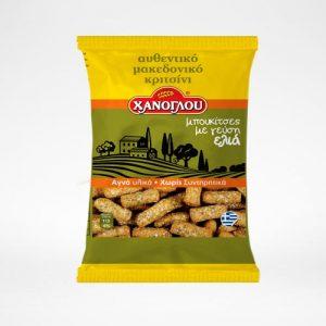Μπουκίτσες με γεύση ελιά συσκευασία